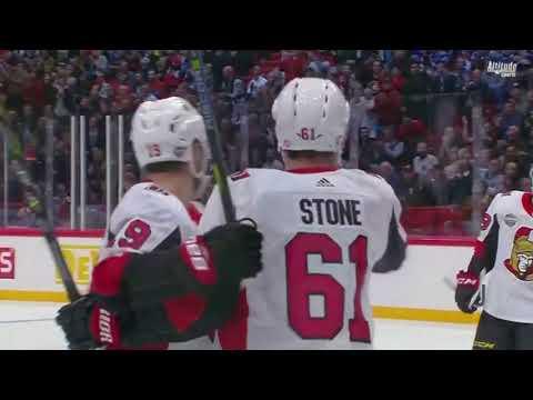 Ottawa Senators vs Colorado Avalanche - November 10, 2017 | Game Highlights | NHL 2017/18
