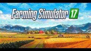 Farming Simmulator 2017 #8 Обзор, обучение, покупка техники, кредит