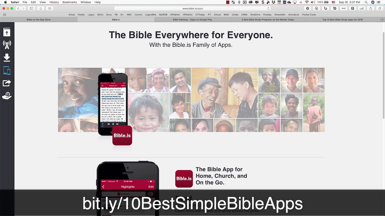 10 Best Simple Bible Study Apps