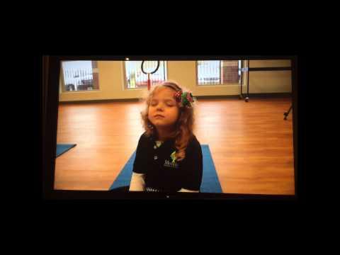 Meadow Montessori School- Children's Yoga