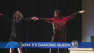 KPIX 5's Juliette Goodriich Ballroom Dances For A Good Cause