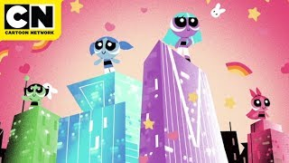 Die Powerpuff Girls | 20-jähriges Jubiläum | Cartoon Network
