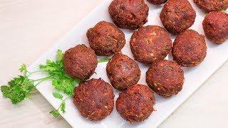 মাংসের কোফতা | Beef Kofta | Meatball Recipe