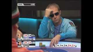 Европейский Покерный Тур 8. PCA. Главное событие. Эпизод 1/9