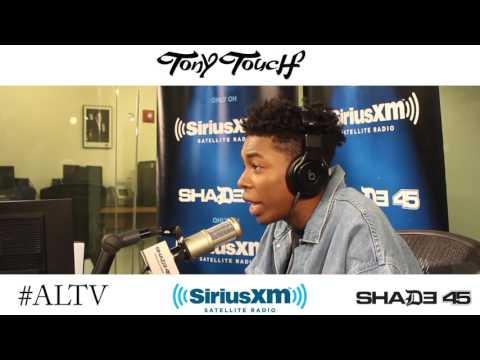 Bishop Nehru Freestyle On DJ Tony Touch's