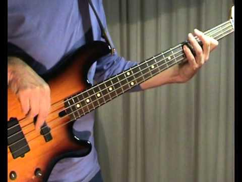 Natalie Imbruglia - Torn - Bass Cover