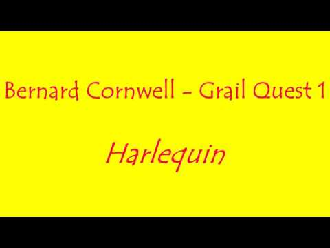 Bernard Cornwell   Grail Quest 1   Harlequin  Audio Books English #AudioBooks