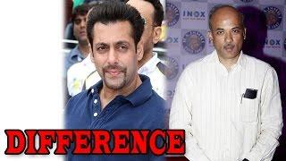Salman Khan & Sooraj Barjatya Face Creative Differences   HOT GOSSIP