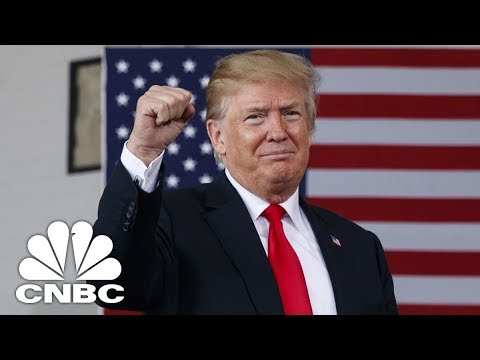 President Donald Trump Speaks At U.S. Naval Academy Graduation | CNBC