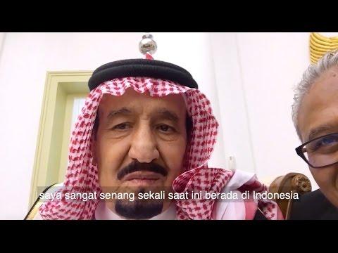 #JKWVLOG Jamuan Makan Siang Bersama Raja Salman