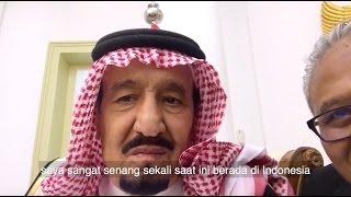 وسام نجمة إندونيسيا لخادم الحرمين.. وتوقيع 11 اتفاقية