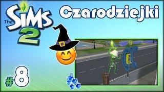"""✨ CZARODZIEJKI - The Sims 2 - #8 - """"Ona zwariowała! :O"""""""