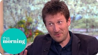 Broadchurch's Mark Bazeley Is Not Giving Anything Away About Who the Culprit Is | This Morning