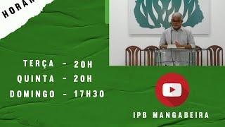 Devocional - IPB Mangabeira - 09/04