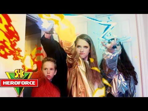 Final Boss Battle! Game Master Revealed SHK HeroForce