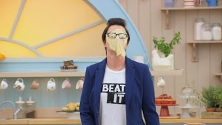 Sue's new face - The Great British Bake Off: Series 5 Episode 9 Preview - BBC One