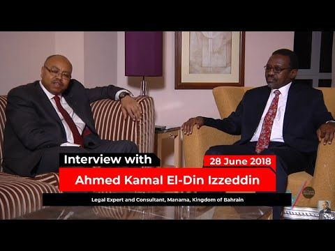 Interview with Ahmed Kamal El-Din Izzeddin