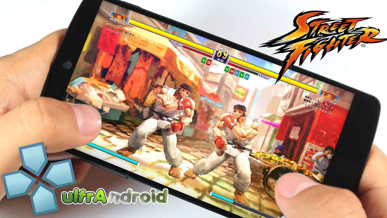 Street Fighter Alpha 3 Max – DroidTrix