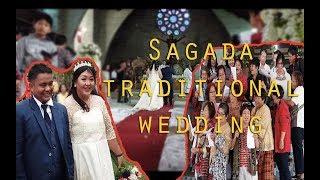 Sagada Traditional Wedding (Malidum and Angie November 25, 2017)