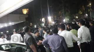 Major Fight Outside Sohail Khan Home, Police Interferes