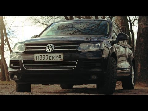 Обзор VW Touareg II 3.6