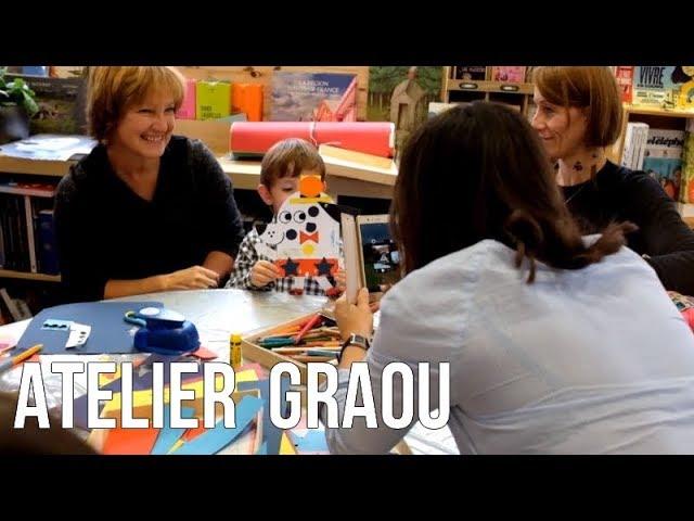 Atelier Jeunesse Graou - Magazine Georges