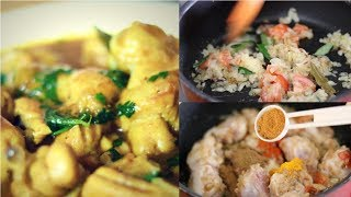 EASY AND TASTY INDIAN STYLE CHICKEN CURRY RECIPE | YUMMY AND SPICY CURRY