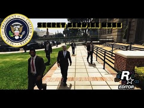 GTA 5 - Secret Service USSS Roleplay Crew PC