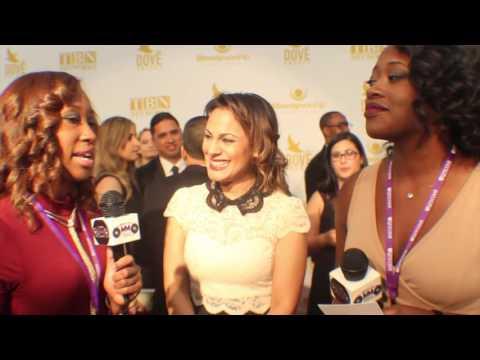 Julissa   46th Annual GMA Dove Awards Red Carpet   M&M Live Radio