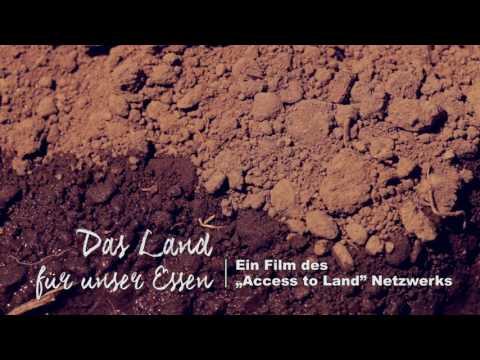 Das Land für unser Essen, Trailer