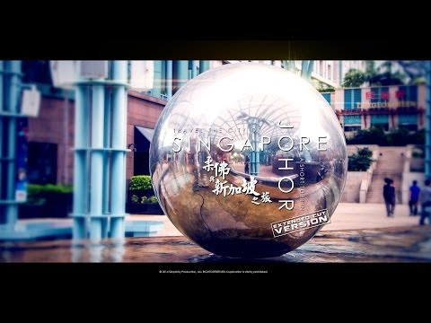 Travel Video III: JOHOR BAHRU & SINGAPORE (Extended Cut)