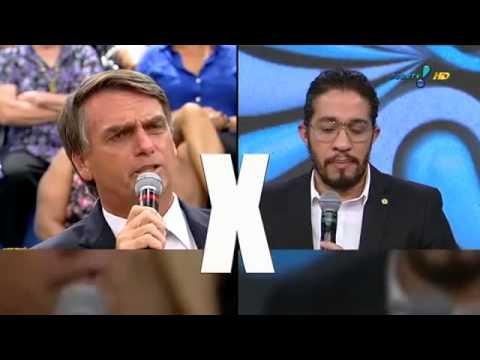 """""""Hora Da Verdade"""" Bolsonaro superpop 13/04/2015 Completo!"""