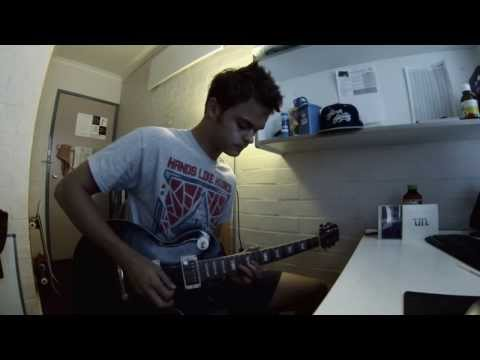 Hands Like Houses - Developments (GUITAR COVER)