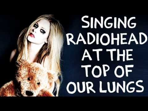 Download Avril Lavigne - Here's To Never Growing Up (Lyrics)
