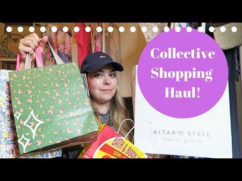 Collective Shopping Haul!