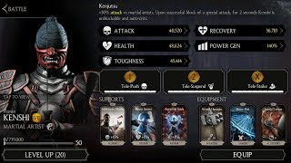 104.MKX: KENSHI SPECIAL and SUPER MOVES