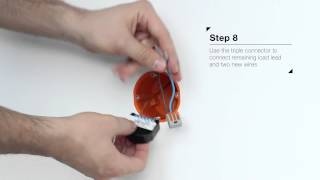 FIBARO Dimmer Installation without N lead