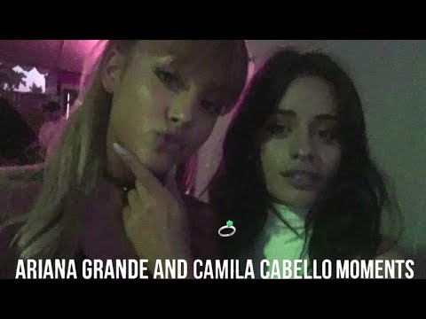 Ariana Grande & Camila Cabello Moments