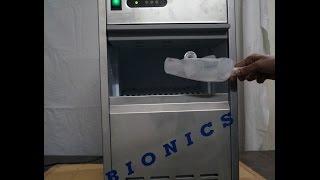 Bullet Ice Maker 23kg/24hr