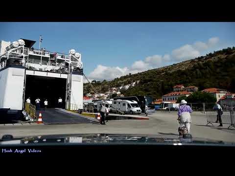 Driving To Dubrovnik Bari Ferry