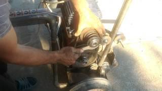 гайковерт грузовой самодельный