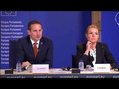 Debate on Denmark confiscating refugees' assets