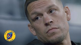 Nate Diaz talks Jorge Masvidal fight, making of BMF title, Nick Diaz army | Ariel Helwani's MMA Show