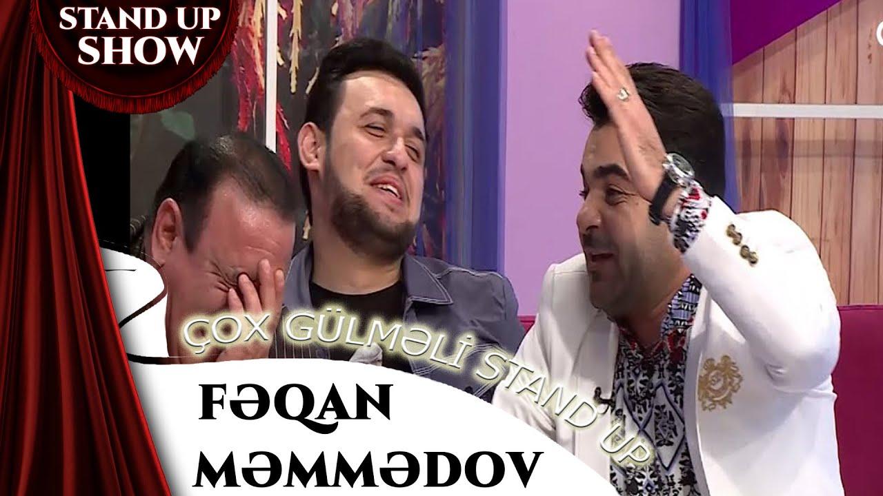 Feqan Memmedovdan cox gulmeli stand up 3 bosqab dovga (ARB TV)