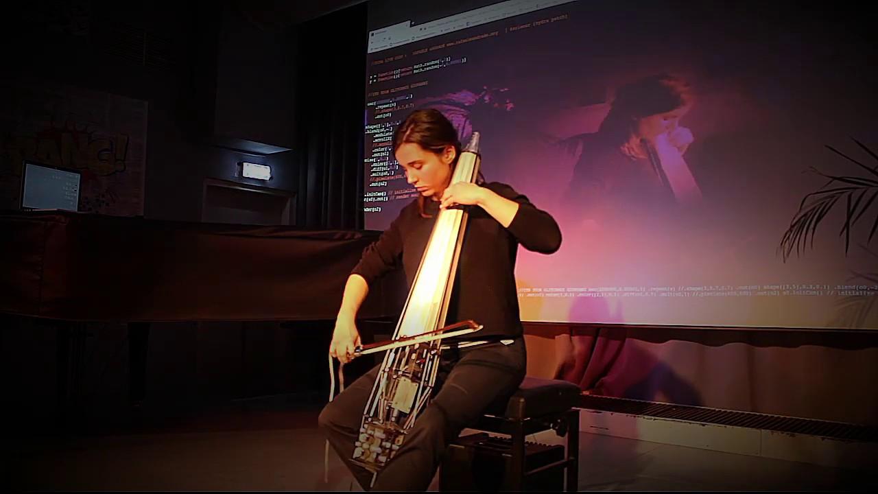 Knurl:  a reprogrammable cello