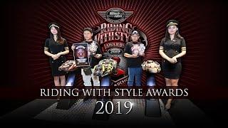 Awarding Riding With Style Awards ( RWSA ) 2019