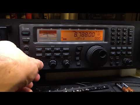 WLO Mobile Radio (Mobile, Alabama, USA) - SSB Voice Weather 8788 kHz