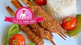 Ev Usulü Adana Kebap Tarifi- Hackfleischspieße Nach Hausfrauenart