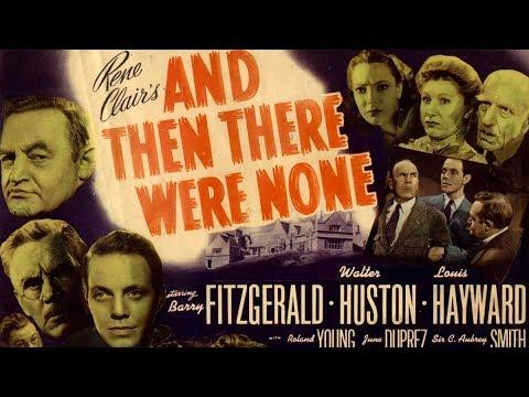 Diez negritos - 1945 - René Clair - Película subtitulada en español