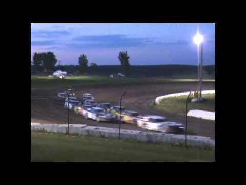 Zach VanVoorst I 90 Speedway june 13,2015 LMSS